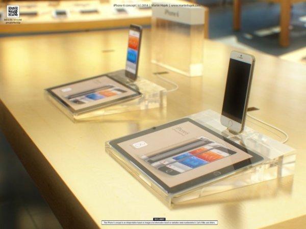 """Проблемы с дисплеями для iPhone 6 - это """"утка"""", раздутая СМИ"""