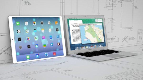 Apple выпустит iPad Pro в начале 2015 года