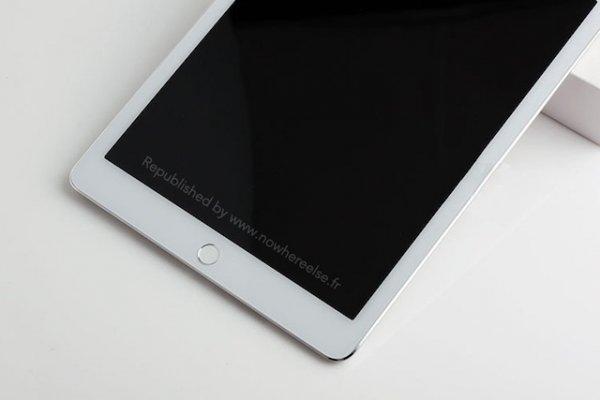 9 сентября Apple представит iPad Air 2