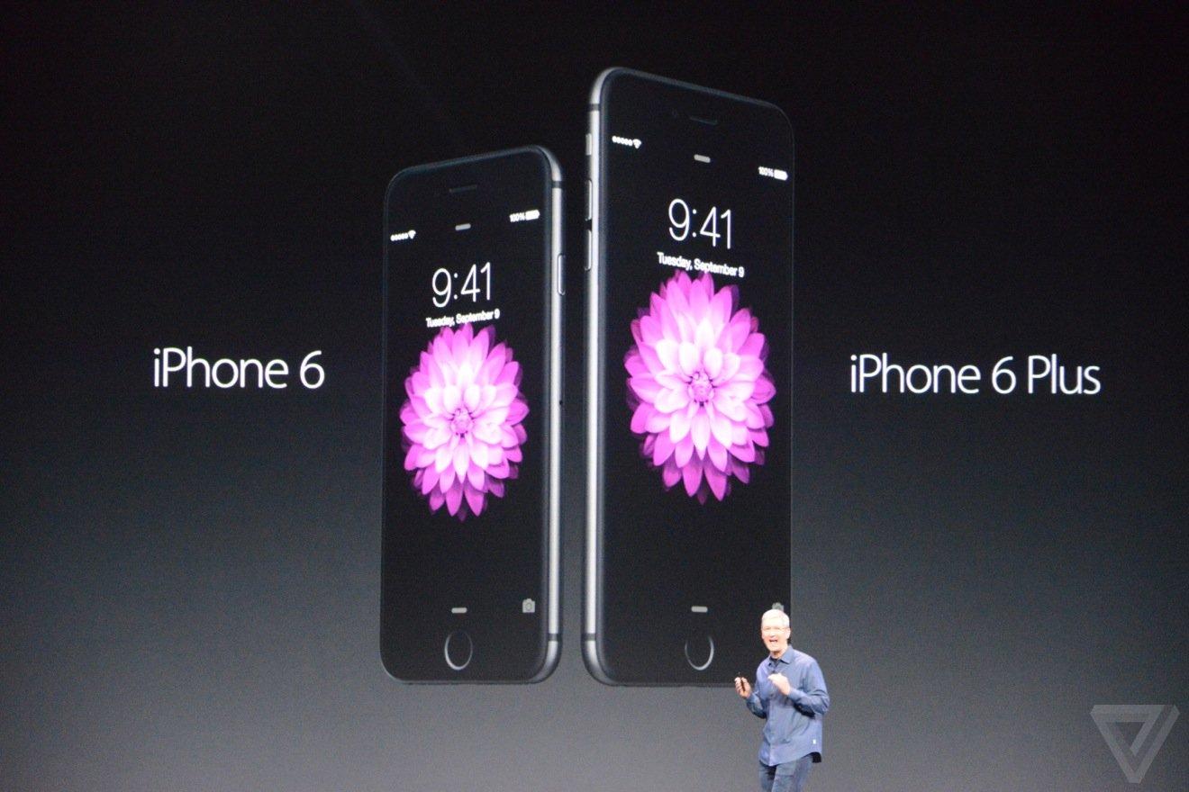 Семейство iPhone 6