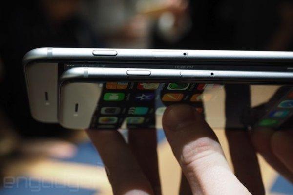 Некоторые подробности об iPhone 6/6 Plus: процессор 1,4 ГГц, 1 ГБ RAM