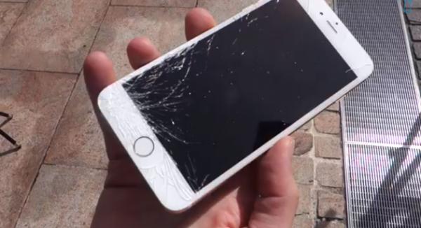 Первые дроп-тесты iPhone 6 и iPhone 6 Plus