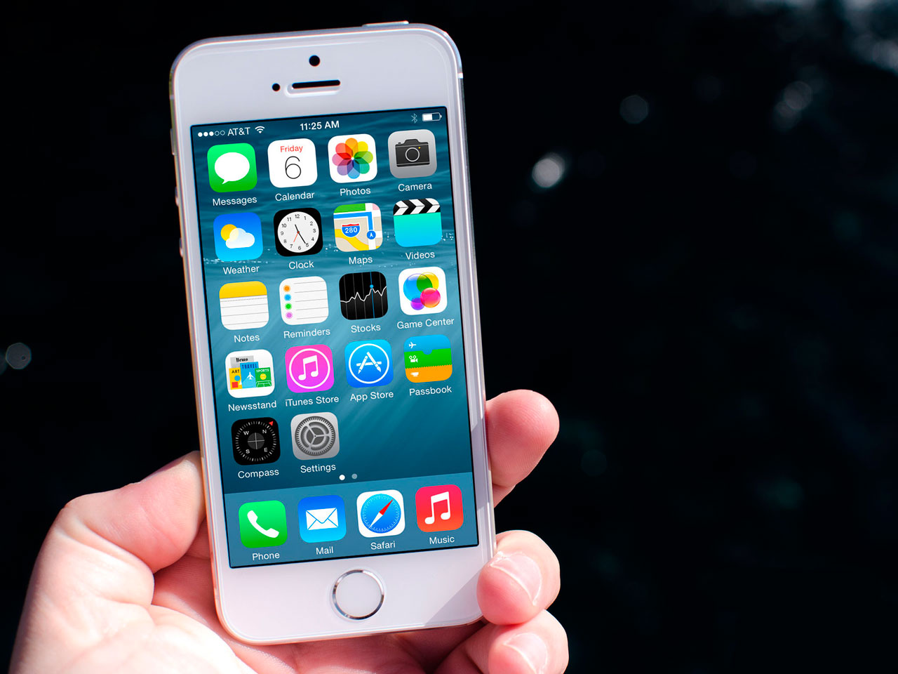 Как установить iOS 8 на iPhone и iPad