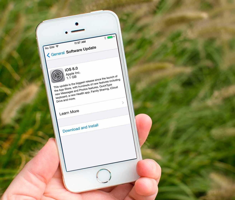 Обновление ПО iPhone как недопустить, остановить и запретить загрузку обновлений, как удалить обновление iOS на iPhone и iPad