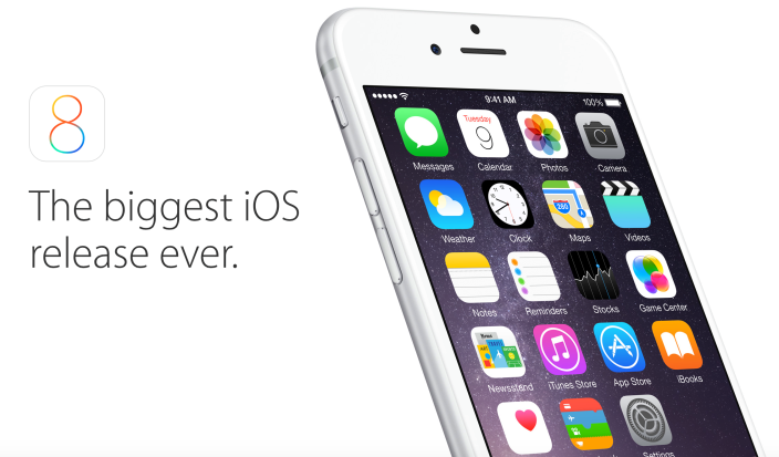 Бета-версия iOS 8.1 доступна для разработчиков