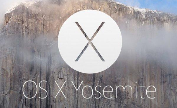 Вышла новая публичная бета-версия OS X Yosemite