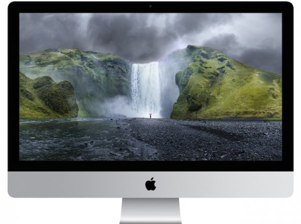 Apple Event. iMac Retina и Mac mini