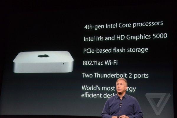 Apple Event. iMac Retina и Mac mini
