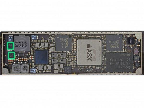 iFixit разобрали iPad Air 2