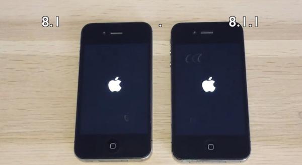 Стал ли iPhone 4s на iOS 8.1.1 работать быстрее?