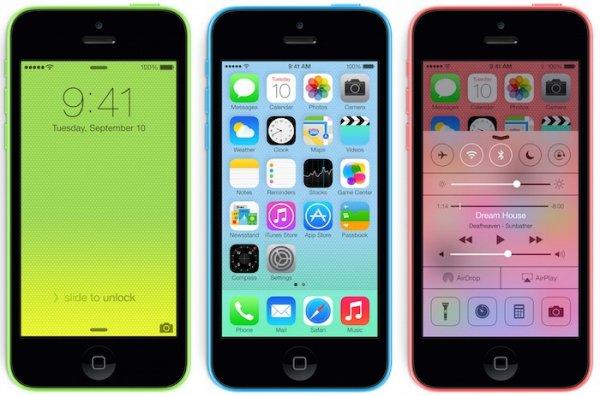 Выпуск iPhone 5c прекратится в следующем году