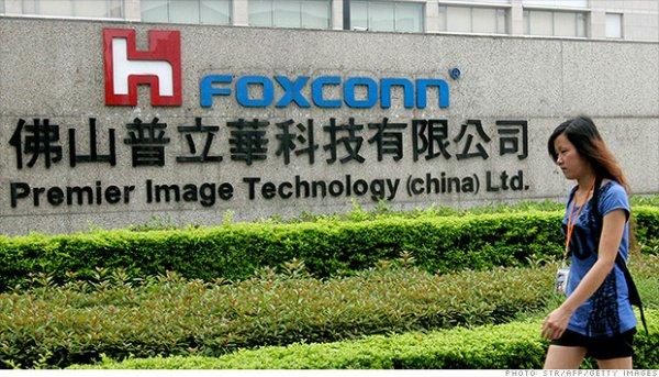 Сапфировую защиту дисплея для iPhone будет выпускать Foxconn