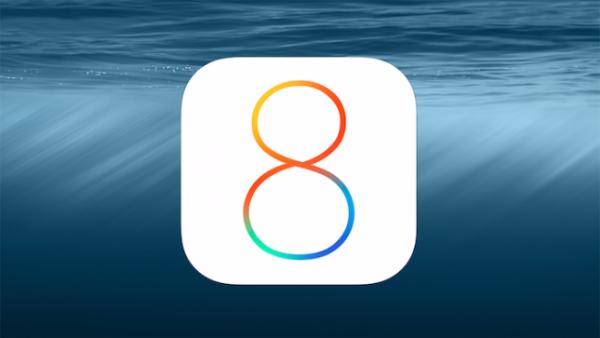 iOS 8 не пользуется популярностью