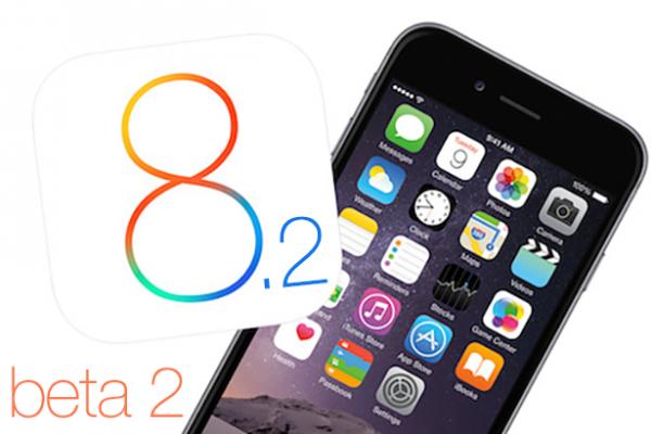 Apple выпустила iOS 8.2 beta 2