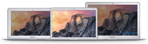 Первые рендеры 12-дюймового MacBook Air