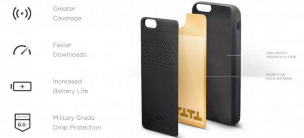 [CES 2015] Чехол для iPhone 6, позволяющий экономить батарею