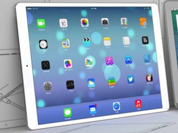 iPad Pro: 2К-дисплей и батарея емкостью 11000 мАч
