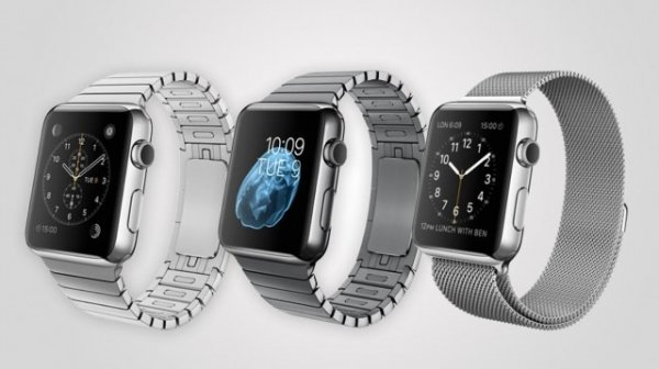 Как выглядят иконка и окно настроек Apple Watch