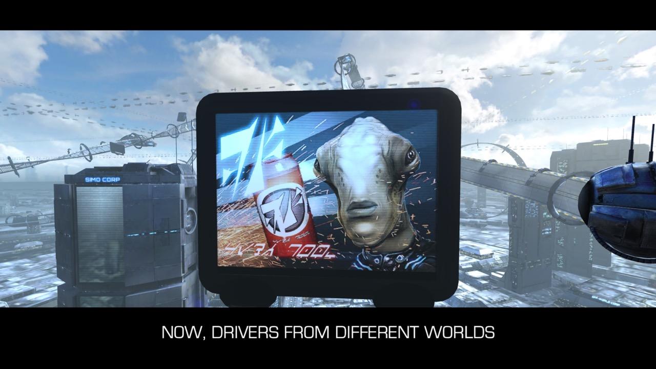 Стартовый ролик в AG Drive