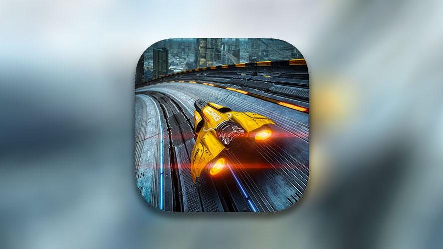 AG Drive — антигравитационные гонки для iPhone и iPad из ТОП App Store