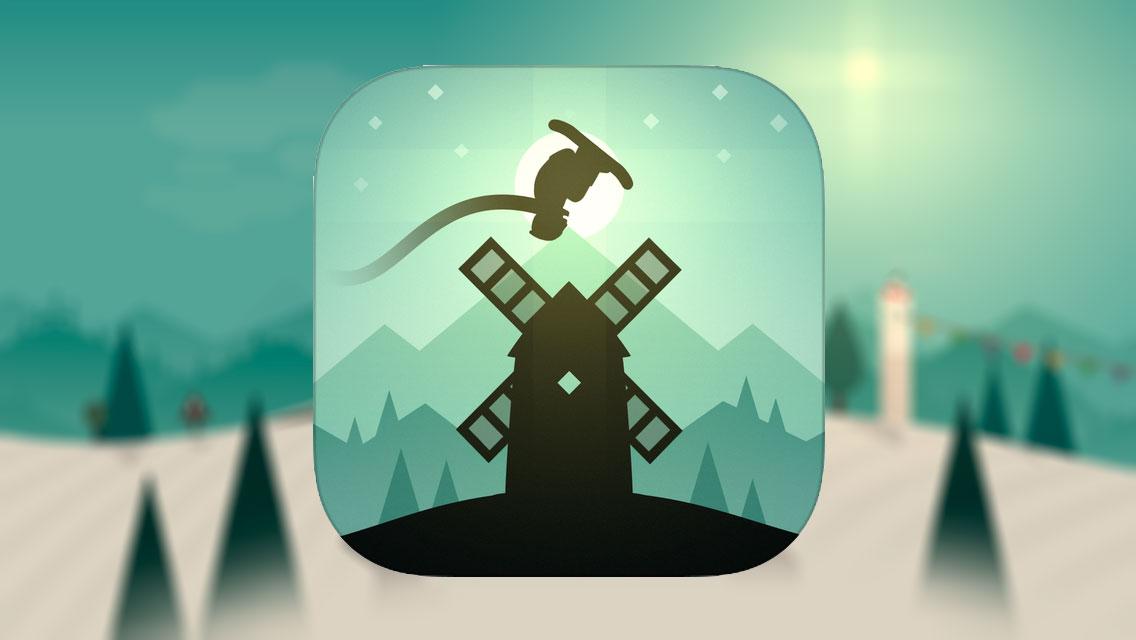 Alto's Adventures — встань на сноуборд, расслабься и… догоняй ламу!