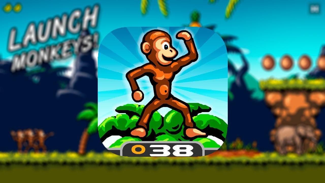 Monkey Flight 2 — веселая обезьянка и всякие вкусности в одной игре
