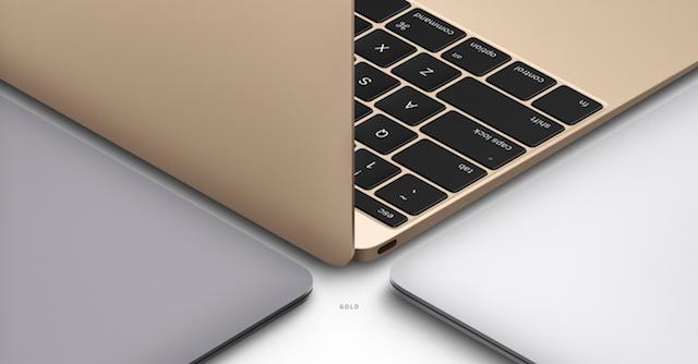 Apple представила 12-дюймовый MacBook с дисплеем Retina и сверхтонким корпусом