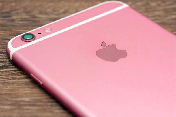 iPhone 6s получит дисплей с Force Touch и розовую расцветку