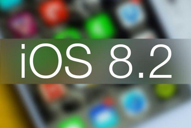 Apple перестала подписывать iOS 8.2, откатиться на нее невозможно