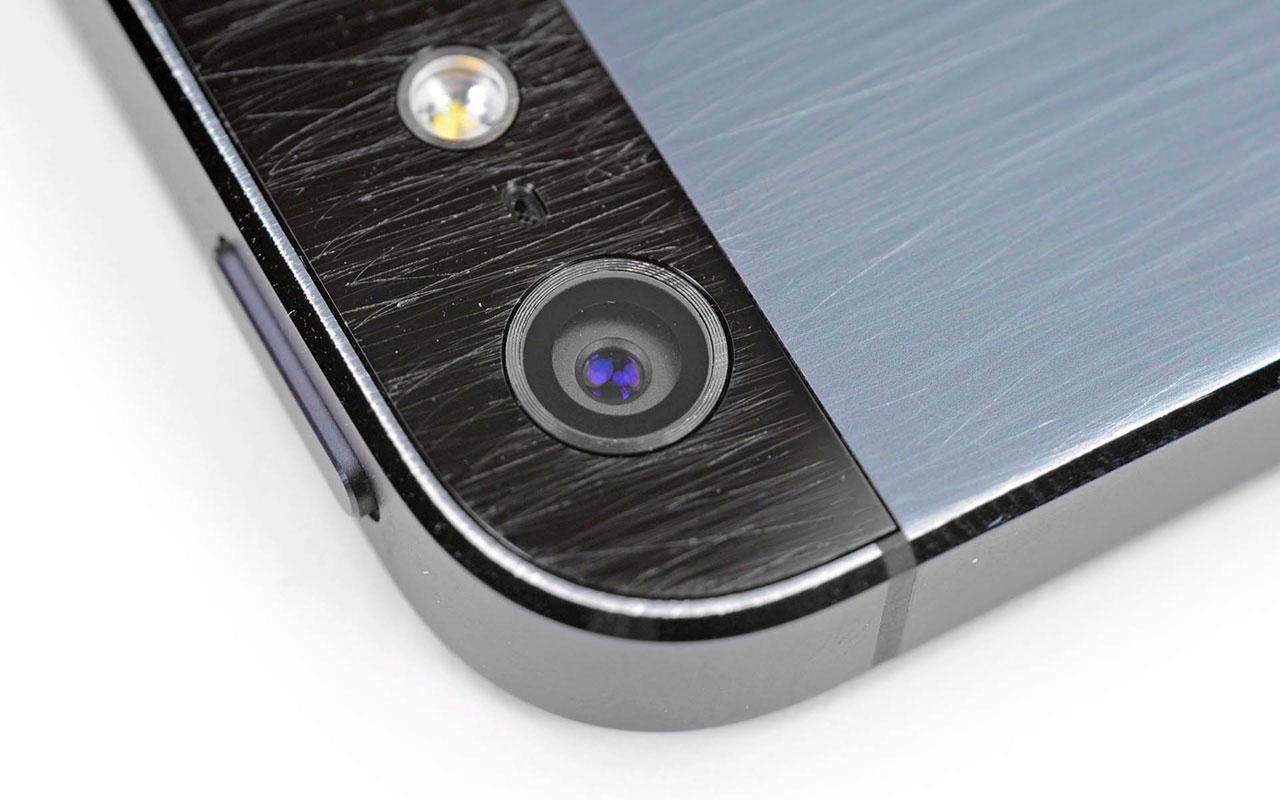Царапины на iPhone 5s