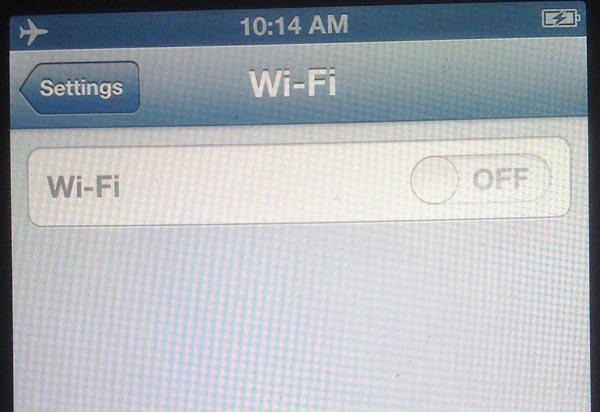 Ремонт модуля Wi-Fi в iPhone
