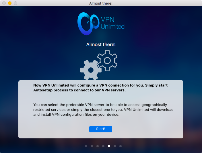 Передача данных через VPN