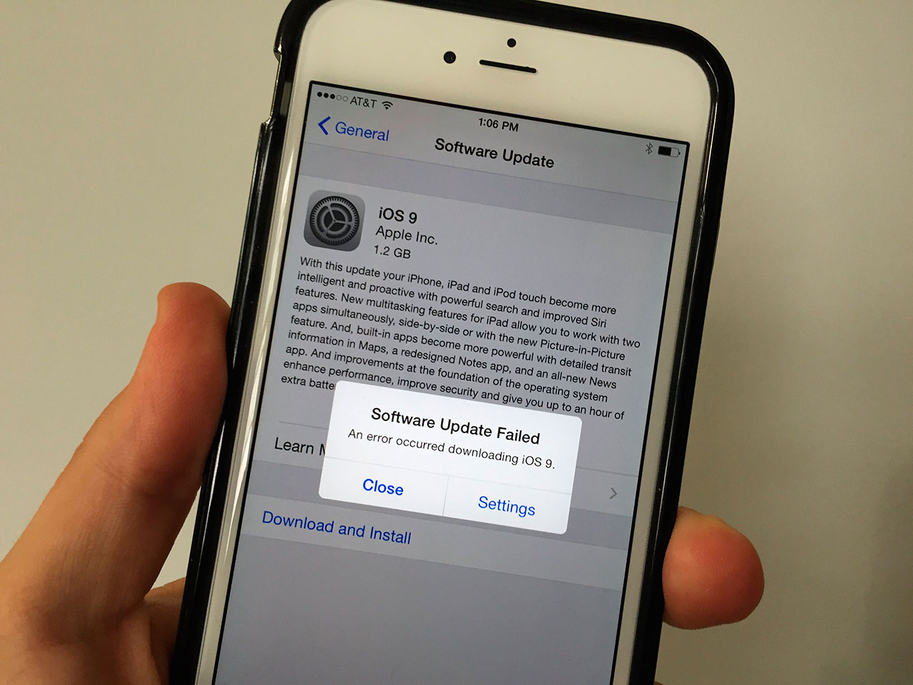 Самые распространенные проблемы с iPhone и iPad после обновления на iOS 9 и способы их решения