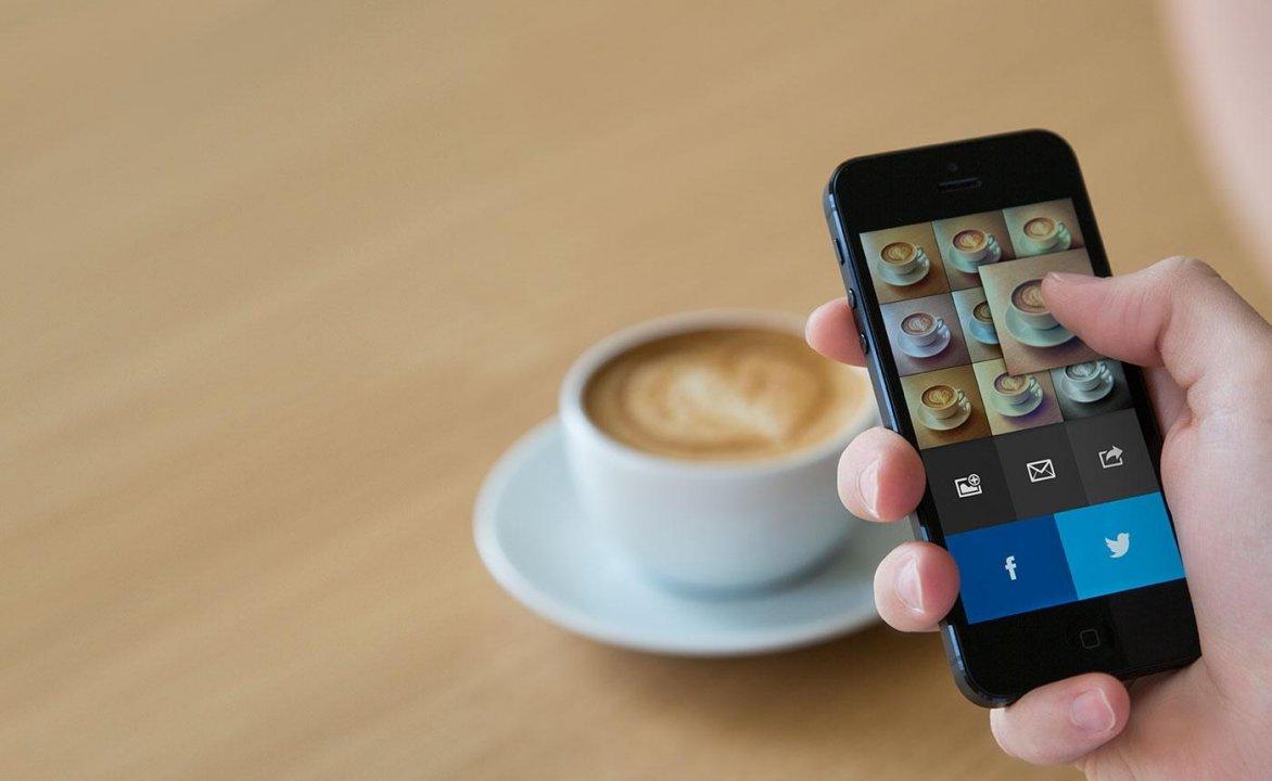 Фоторедакторы для iPhone