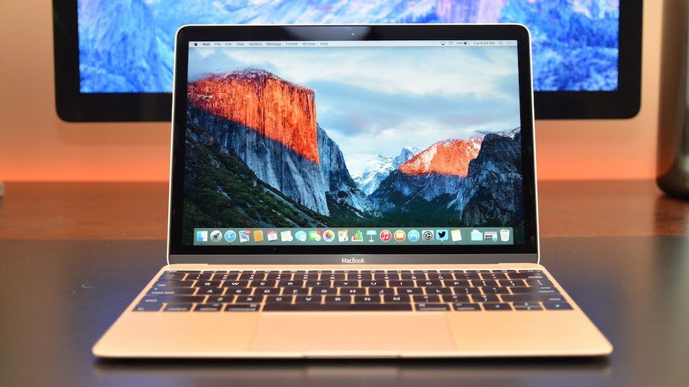 El Capitan на MacBook 2015