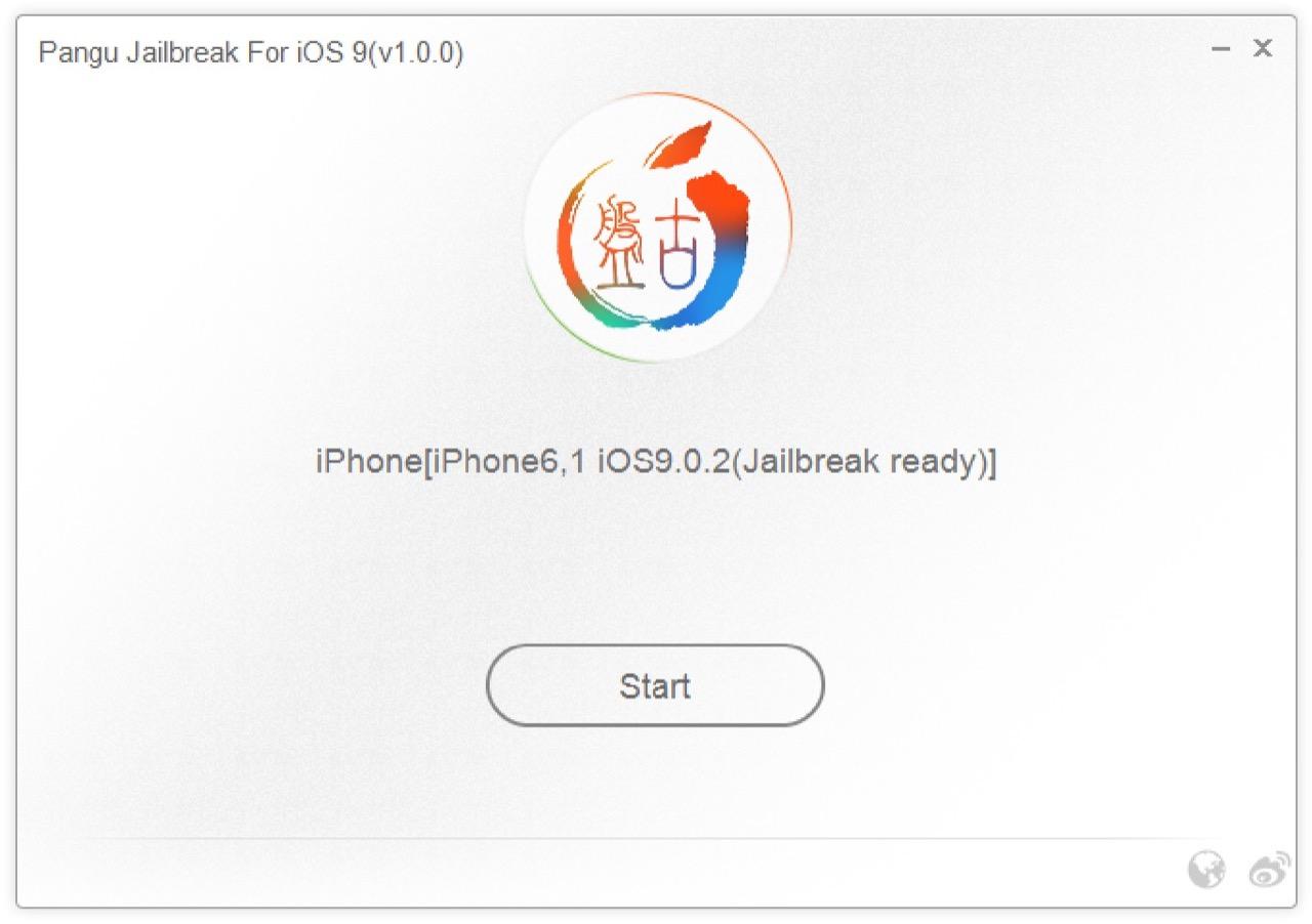 Попытка джейлбрейка iOS 9