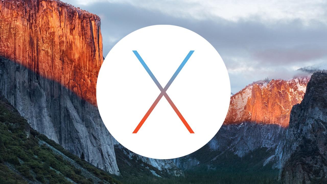 Обновление OS X El Capitan до версии 10.11.1
