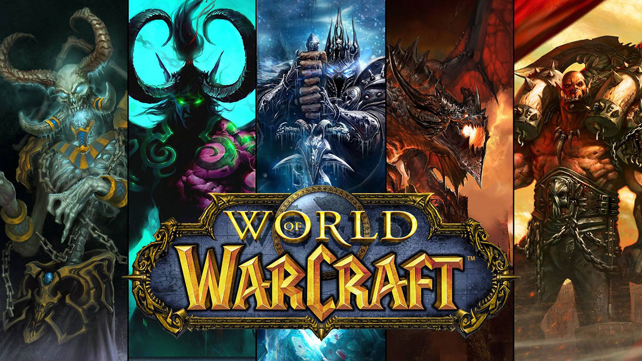 World of Warcraft для Mac