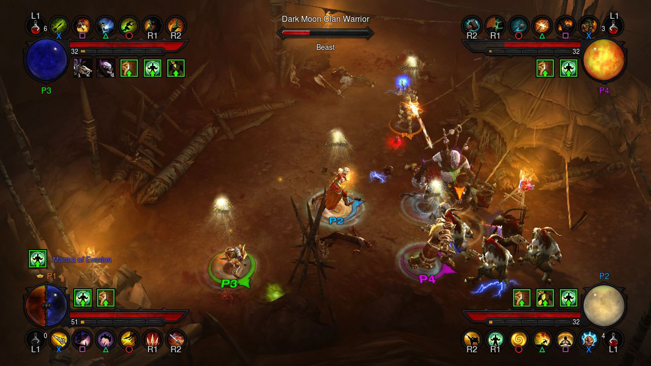 Геймплей Diablo III