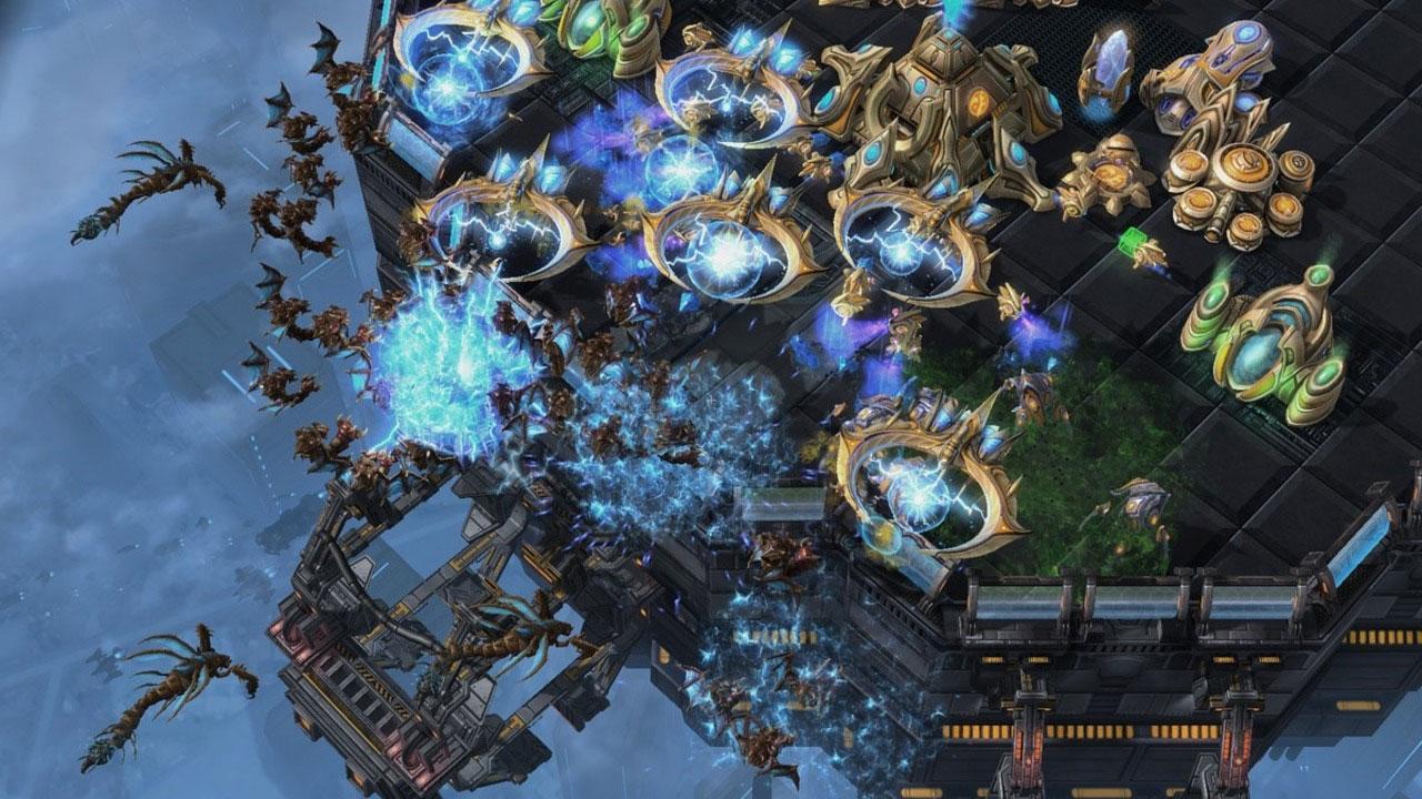 Геймлей StarCraft 2