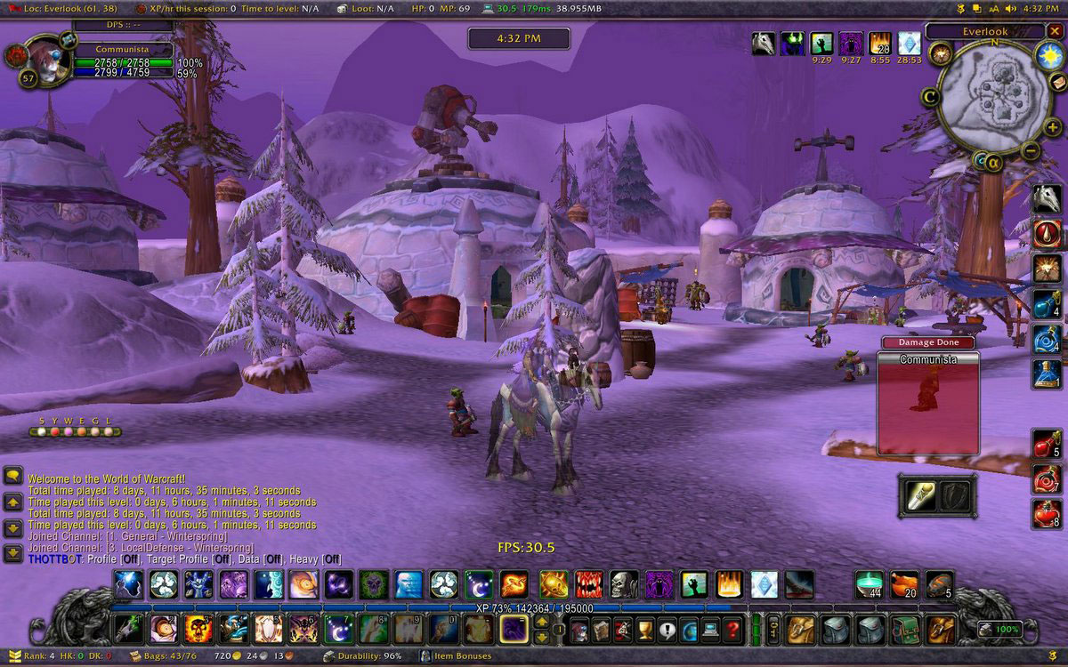 Геймплей World of Warcraft