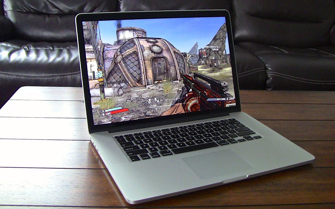 Игры на Mac