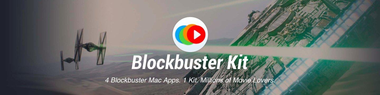Распродажа Blockbuster Kit