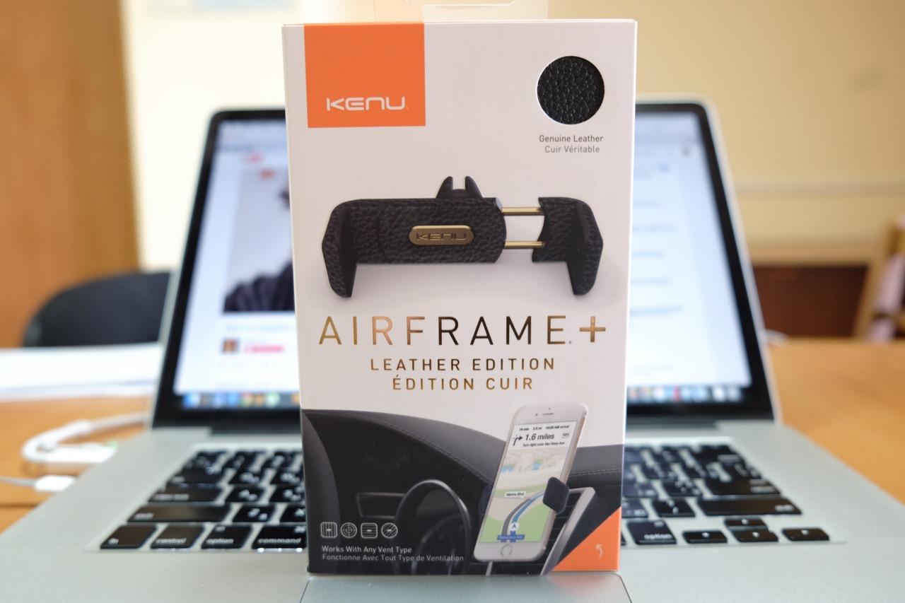 Упаковка Kenu Airframe+ Leather Edition