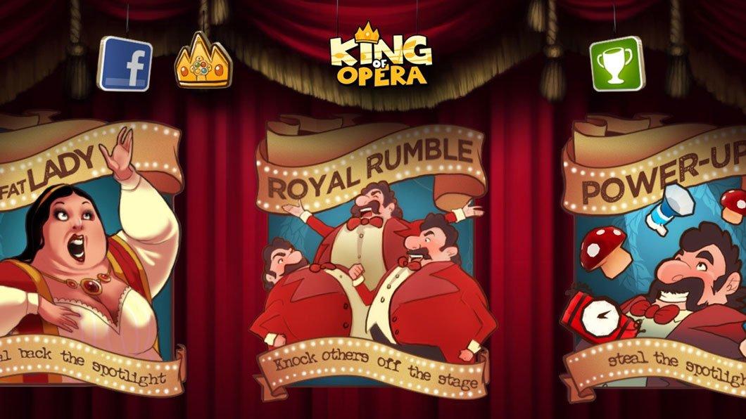 King of Opera – Режимы игры