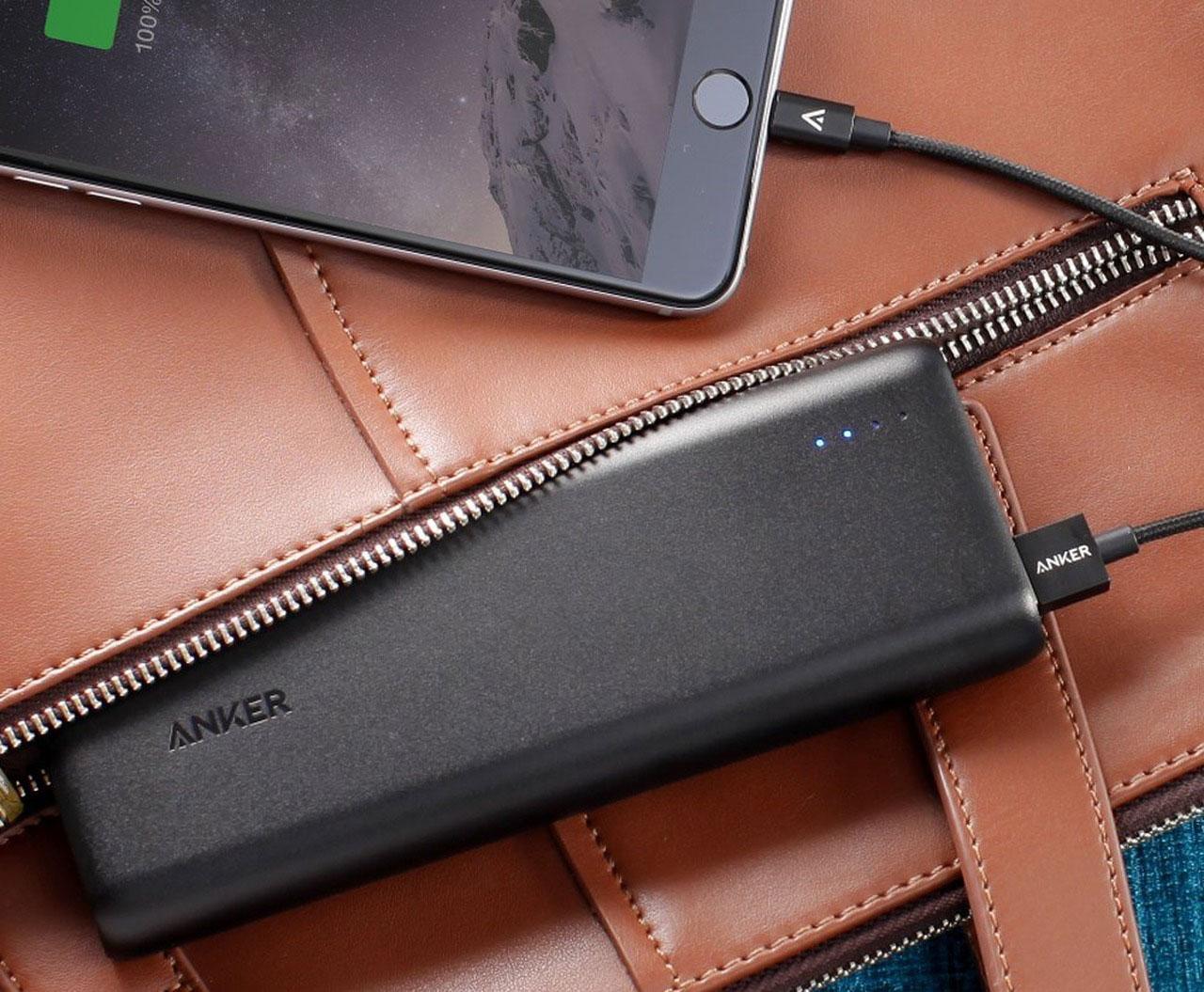 Зарядка айфона от внешнего аккумулятора