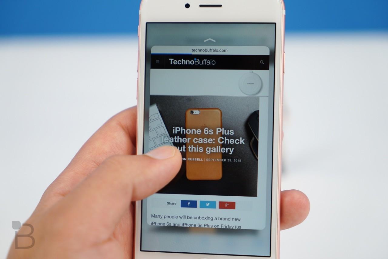 Клик по ссылке приводит к зависанию в iOS 9.3 на iPhone и iPad. Что делать?