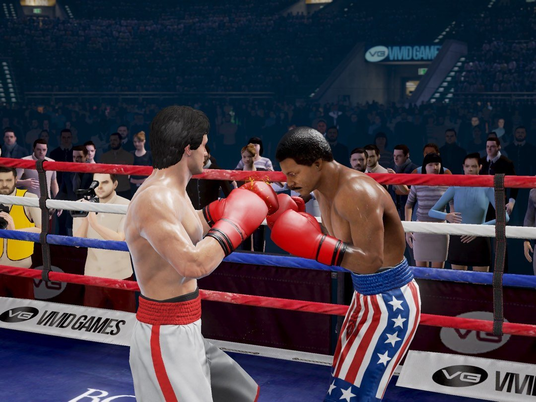 Real Boxing 2 ROCKY. Хлеба и зрелищ