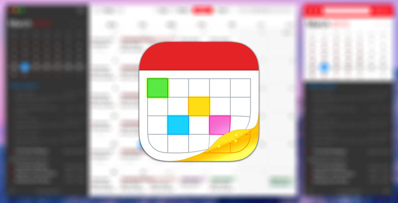 Fantastical 2 — фантастически умный календарь для Mac