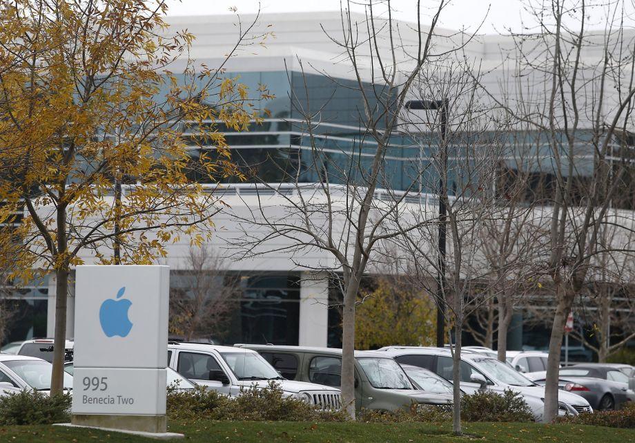 Apple увеличивает количество секретных лабораторий, символично назвав их в честь древнегреческих богов